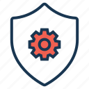 cog, configuration, gear, preferences, privacy settings, settings, tools icon