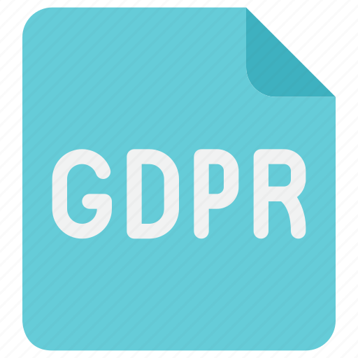 data, document, file, gdpr, secure, security icon