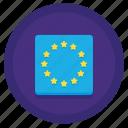eu, european, european union, union icon