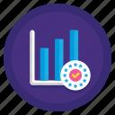 analysis, chart, fast, gdpr, graph, growth