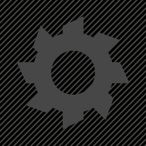 gear, gears, settings, working icon