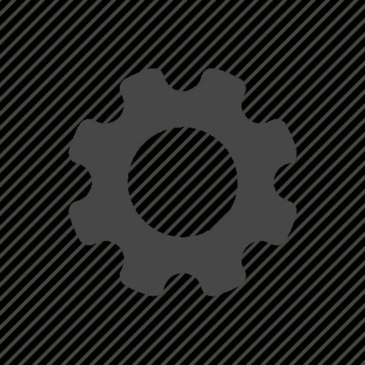 gear, mechanics, settings, wheel icon
