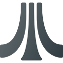 atari, game, retro, video icon
