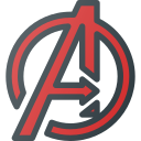 action, avengers, book, comic, marvel, movie icon
