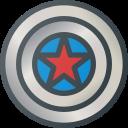 america, avengers, captain, marvel, movie, shield icon