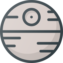 death, star, wars icon