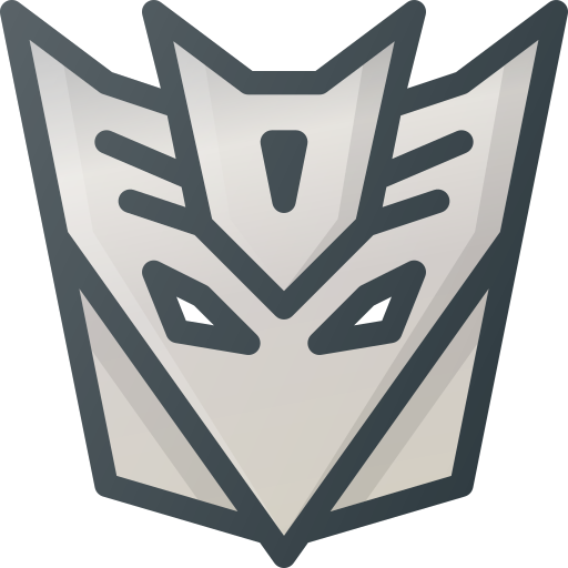 decepticon, movie, robot, transformers icon