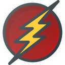 book, comic, dc, flash, movie icon