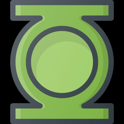 action, green, lantern, movie icon