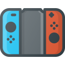 game, nintendo, switch, video icon