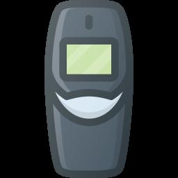 nokia, old, phone, retro icon