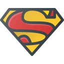 comics, dc, logo, movie, sigil, superman icon