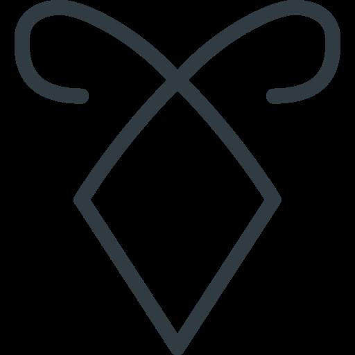Instruments Logo Mortal Movie Rune Icon