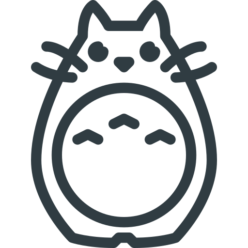 totoroanimationcharacter icon