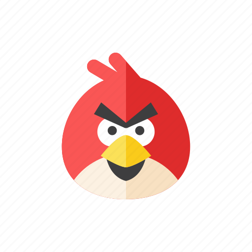 angry birds, game icon