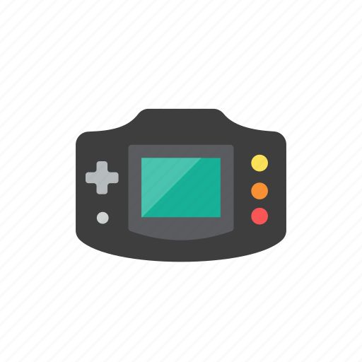 advance, gameboy icon