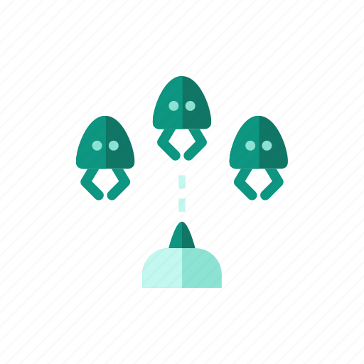 invaders, space icon