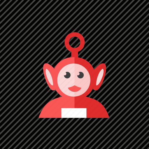teletubby icon