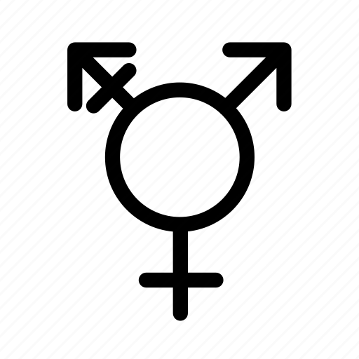 gender, gender symbol, sex, transform, transgender icon