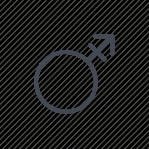 androgyne, gender, genderfluid icon