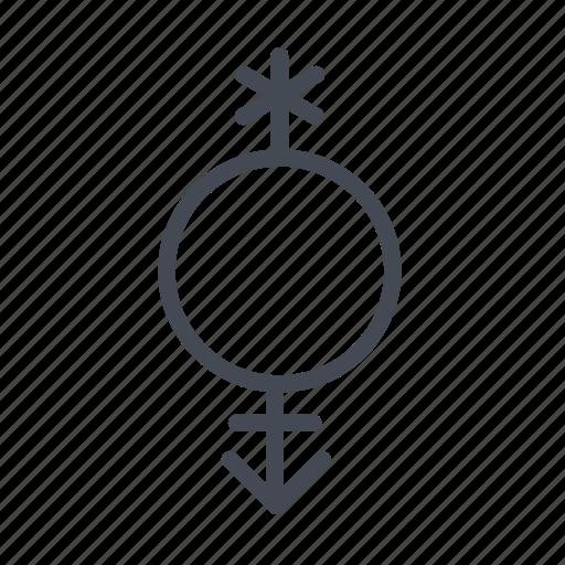 Pangender pansexual