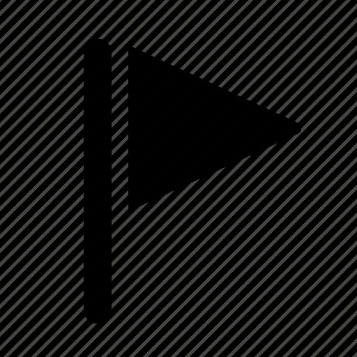 fanion, flag, flags, location, marker, watchkit icon