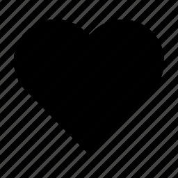 favorite, favourite, heart, love, romance, valentine, watchkit icon
