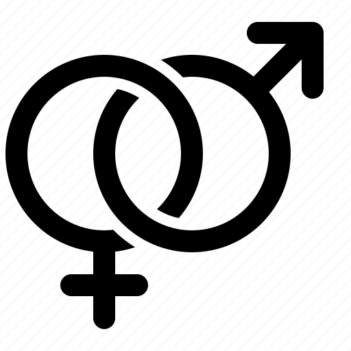 female, gender, hermaphrodite, male, metrosexual, symbol, watchkit icon