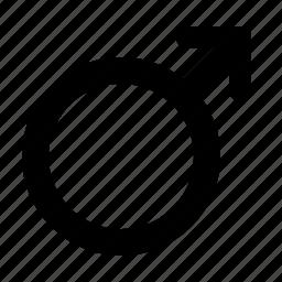 gender, male, man, sign, symbol, watchkit icon