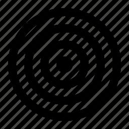 aim, bullseye, dartboard, focus, seo, target, watchkit icon