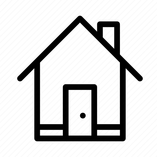 construction, home, house, property icon
