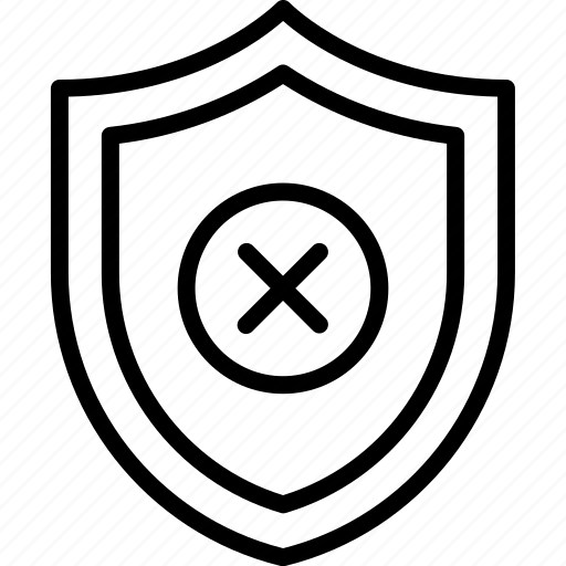 data, not, protect, protected, protection, security icon icon