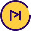 music, pause, sound, video icon