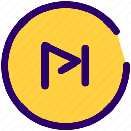 music, pause, sound, video icon