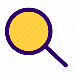 design, filter, find, mobile, search, website icon