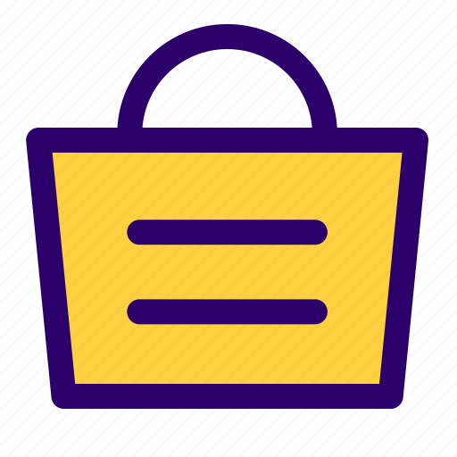 basket, cart, e commerce, items, online, shopping icon
