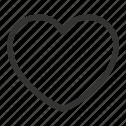 heart, life, like, love icon