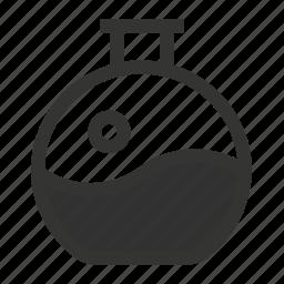 bottle, potion icon