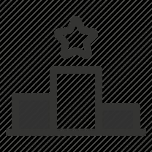 award, rank icon