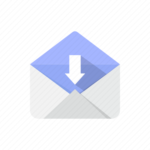 chat, communication, conversation, interaction, mail, message, receive icon