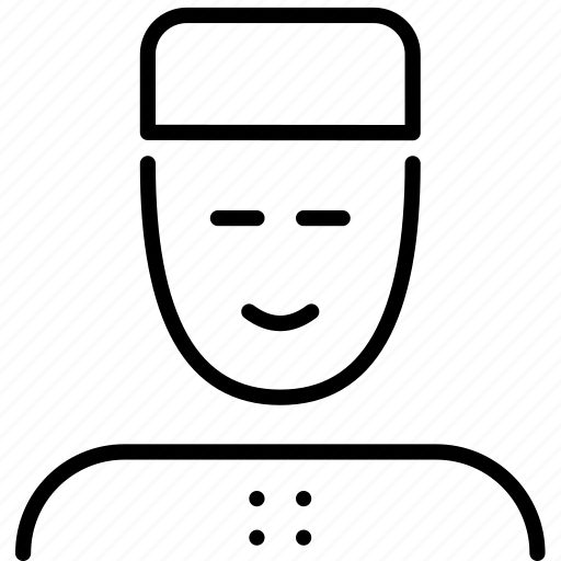 concierge, greeting, hospitality, icon icon