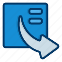 redo, recurrent, right, arrows, refresh, arrow, user