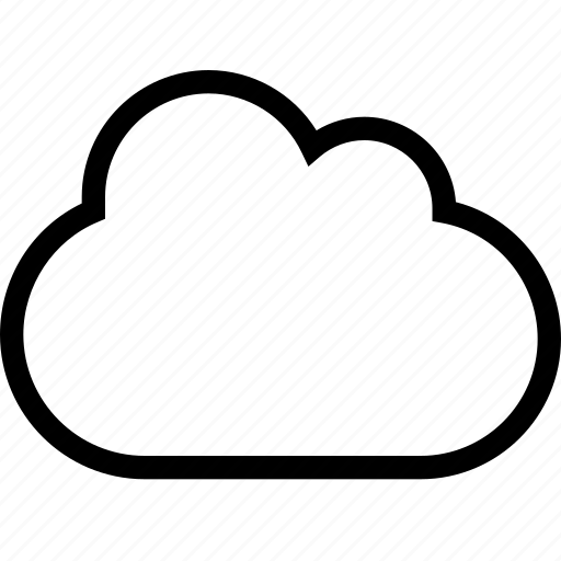 backup, cloud, computing, data, drive, hosting, server, sky, storage icon