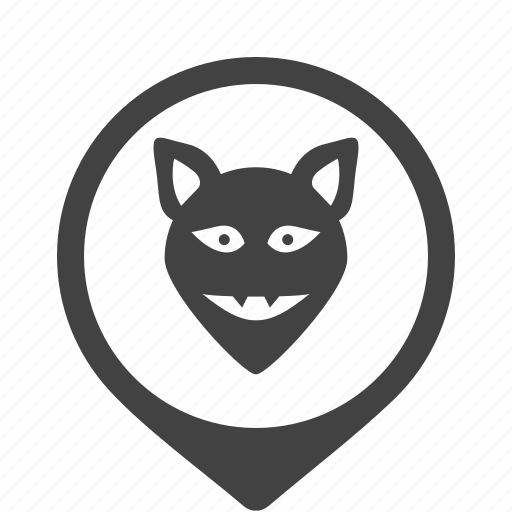 Animal, evil, ghost, monster icon - Download on Iconfinder