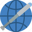 explore, explorer, geography, globe, view icon