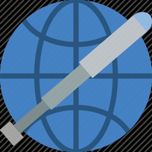 explore, explorer, geography, globe, view icon