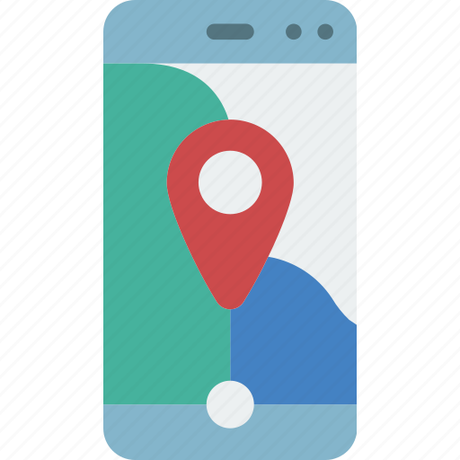 Geography, map, phone, smartphone, telephone icon - Download on Iconfinder