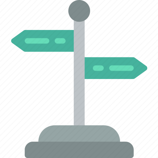arrow, geography, sign, signs, street icon