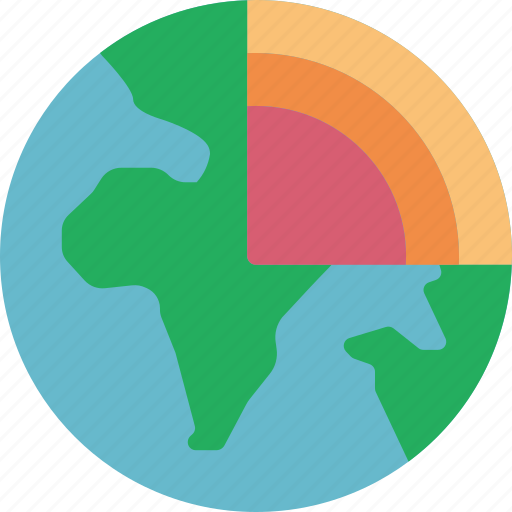 earth, geography, geosphere, global, globe icon