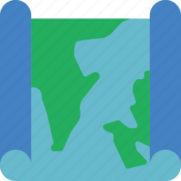country, geography, location, map, navigation icon